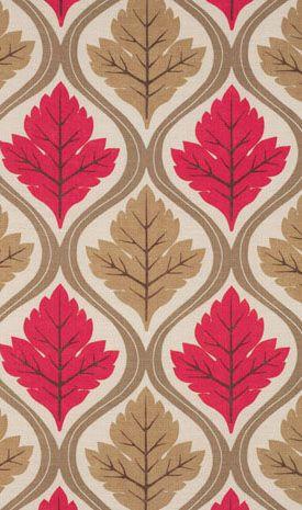 树叶图案墙纸素材图片-24832
