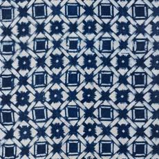 蓝色格子布墙纸贴图素材-24647