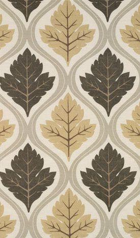 树叶图案布艺素材图片-24827