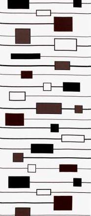 不规则图案墙纸材质贴图-24506