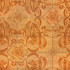 欧式花纹地砖贴图-39744
