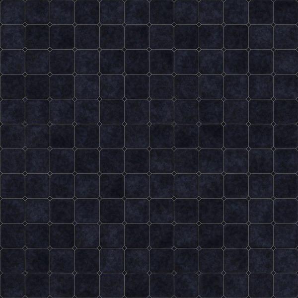 藍色格子墻磚貼圖-32169