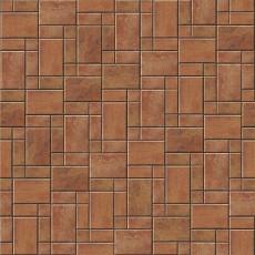 棕色墙砖贴图-32521