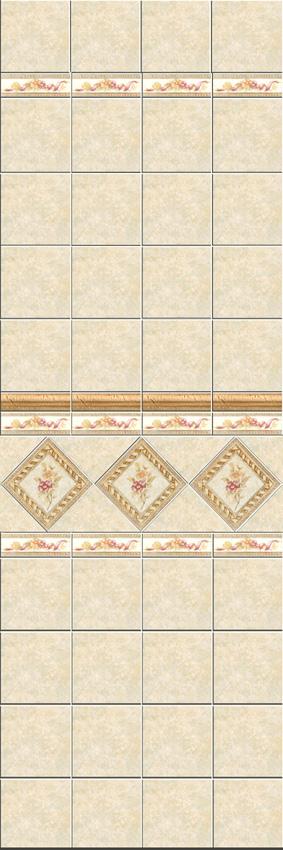 居家簡單瓷磚貼圖-39881