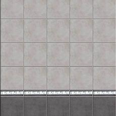 灰色墙砖贴图-32483