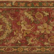 中式图案布料贴图-33312