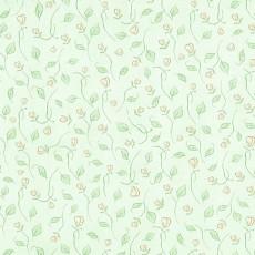绿色墙纸贴图-34067