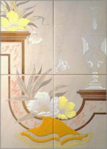 浴室墻磚貼圖-39760