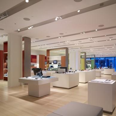 SONY 洛杉矶零售店设计