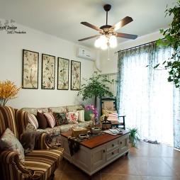 90后房屋农村室内小客厅效果图片
