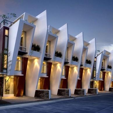 菲律宾联排别墅设计1