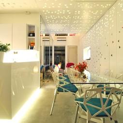 菲律宾联排别墅餐厅装修效果图