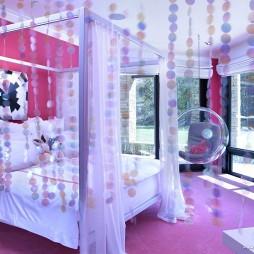 韩式公主房装修效果图