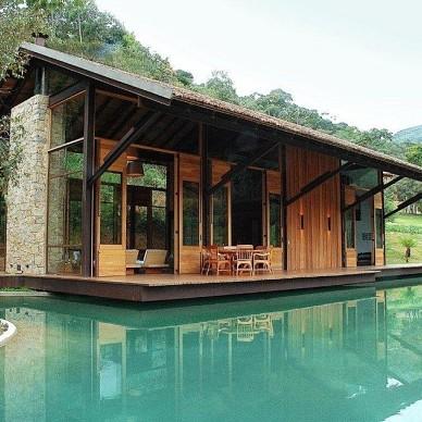 巴西水上之家设计1