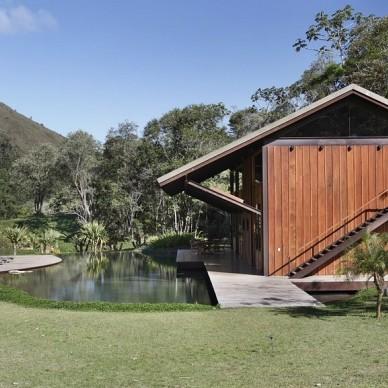 巴西水上之家设计2