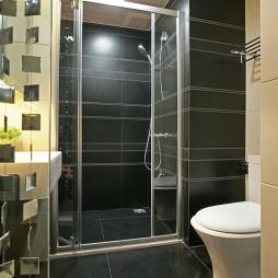 现代主卧卫生间洗浴间装修效果图