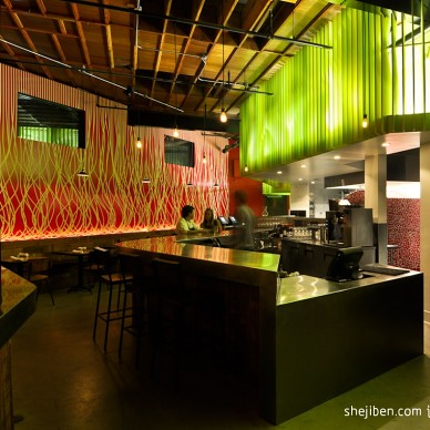 美国洛杉矶马克西米利亚诺餐厅