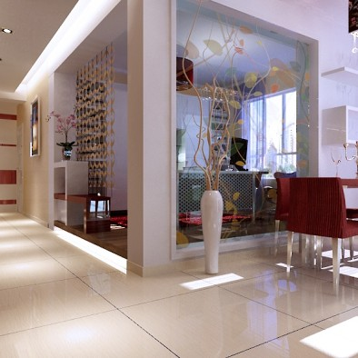 黄河家园现代风格