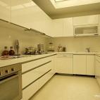 混搭风厨房整体橱柜台面效果图
