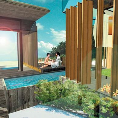 马尔代夫上的四个群岛室内设计_749080