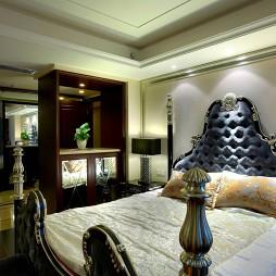 新古典奢华卧室柜子装修效果图