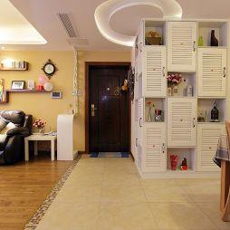 玄关柜实木图片