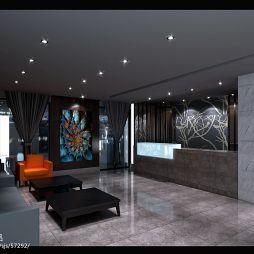 酒店大堂设计_768539