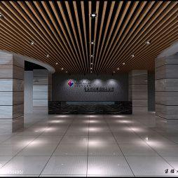 利源国际小公馆售楼中心设计_775777