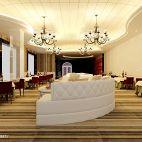 宾馆楼上茶餐厅_779428