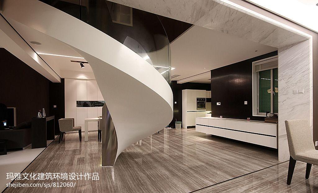 阁楼旋转楼梯价格_圆形旋转楼梯设计尺寸多少 -【设计本有问必答】