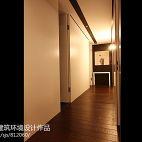 温州鑫城大厦住宅设计现代过道装修效果图