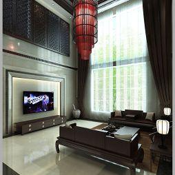新中式-别墅-Mr.Zhou_831663