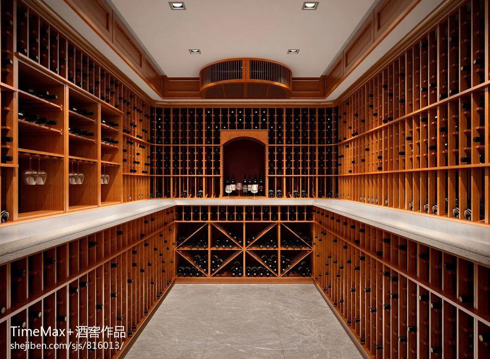 小型客厅装修图片_欧式别墅豪宅红酒窖图集 – 设计本装修效果图