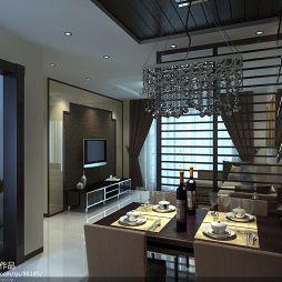 最炫民族风-景洪-东南亚-L先生住宅设计方案_850875