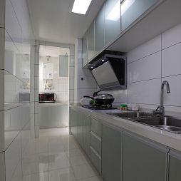 现代风格厨房吊顶装修设计