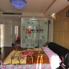 时尚现代风格卧室装修图片