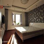 现代风格卧室窗户效果图设计