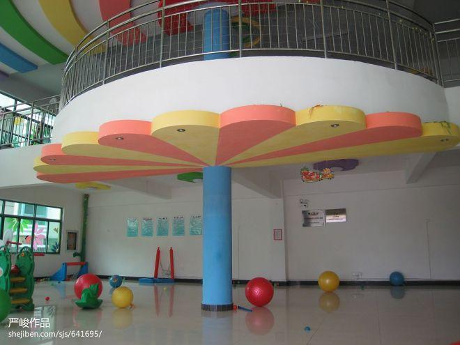 贝贝乐幼儿园活动区角设计