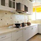现代室内厨房环境设计效果图