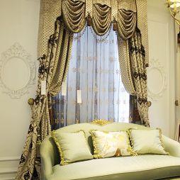 窗帘盒设计效果图集欣赏