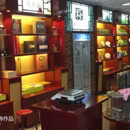 中式茶叶专柜_921850