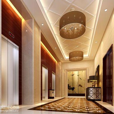 酒店设计_923464