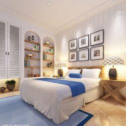 臥室壁龕裝修效果圖