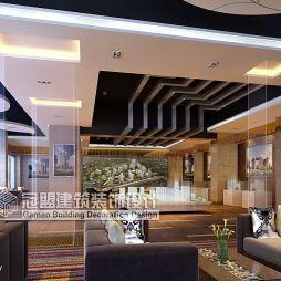 售楼中心现代风格设计_956786