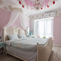 浪漫温馨婚房吊顶装饰设计
