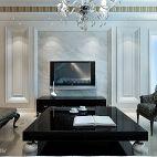 复式家装欧式客厅装修