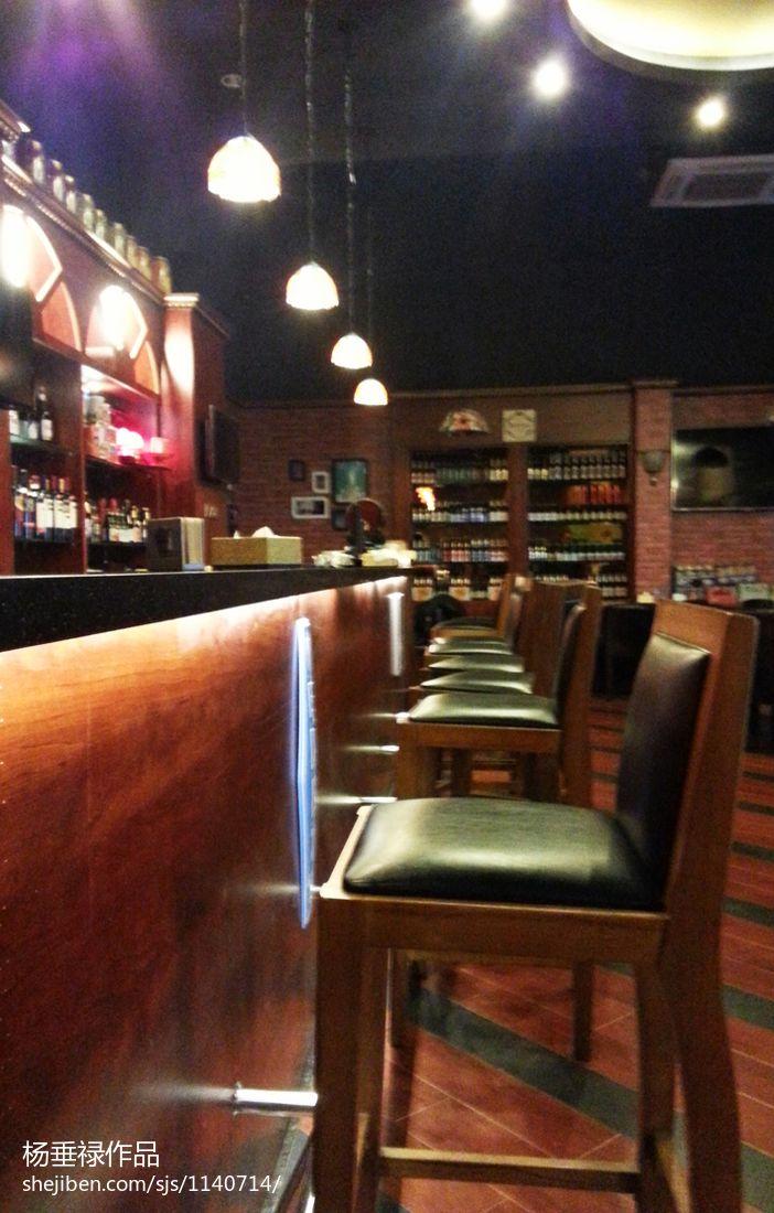 啤酒吧_混搭啤酒吧装修图片 – 设计本装修效果图