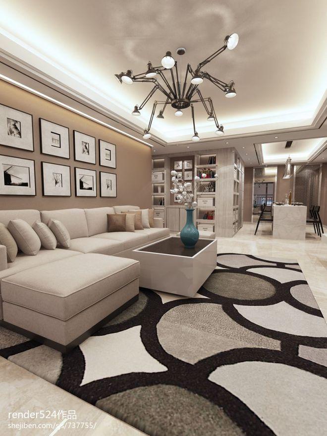 室内设计表现作品_1026579