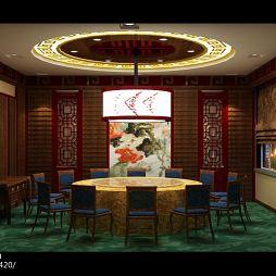 中式餐厅_1043946