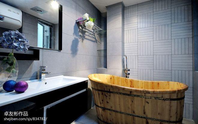 丽岛_现代2平米小卫生间装修设计效果